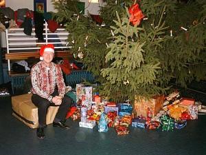 Weihnachtsfeier 1999