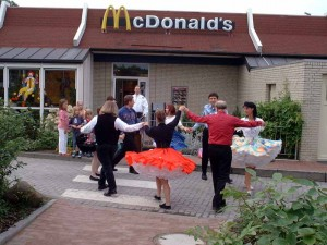 Vortanzen 2000 McDonald´s