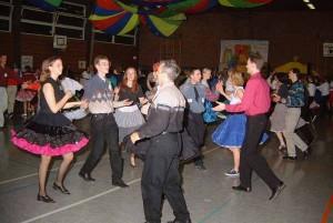 Cloverleav Dance 2001