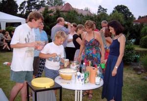 Sommerfest 2001